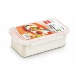 Contenedor Porta Alimentos Herm. 0,75lt Bl Valira