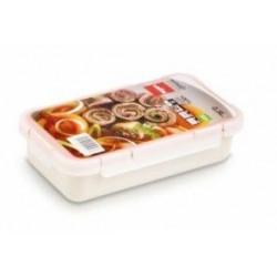 Contenedor Porta Alimentos Herm. 0,5lt Bl Valira