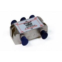 Distribuidor Antena Coaxial 1 Ent/4 Sal 9,5db Axil