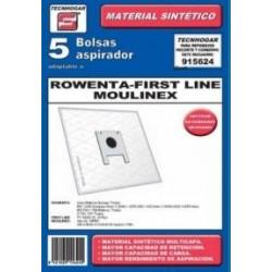 Bolsa Aspirador Rowenta-moulinex 915624
