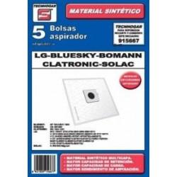 Bolsa Aspirador Lg-solac 915667
