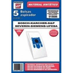 Bolsa Aspirador Bosch-siemens-ufesa 915686