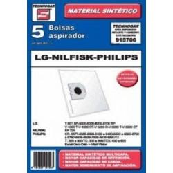 Bolsa Aspirador Lg-nilfisk-philips 915706