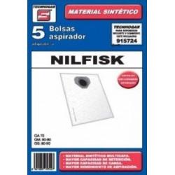 Bolsa Aspirador Nilfisk 915724