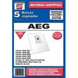 Bolsa Aspirador Aeg 915740