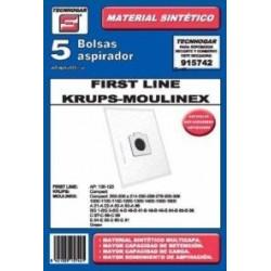 Bolsa Aspirador Moulinex 915742