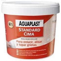Masilla Aguaplast Cima Blanca Interior Tarro 500gr 4426