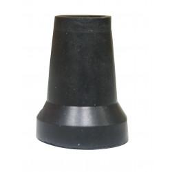 Contera Para Muleta Reforzada 20mm (25 Pzas.) 9048 Unidad