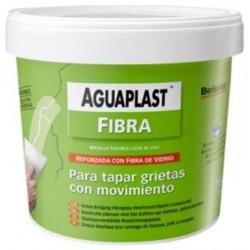 Masilla Aguaplast Fibra Gris Inter/exterior Tarro 750ml 2461