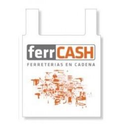 Bolsa Camiseta Ferrcash 40x50 Galga 70 200 Pz