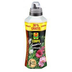 Abono Guano Liquido 1300ml (1l + 0,30 Gratis) Compo