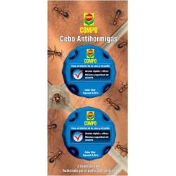 Cebo Para Hormigas Bl 2 Uds Compo 2226502011