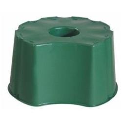 Base Para Contenedor Redondo Verde 210l
