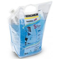 Detergente Y Cera Concentrado Ideal P/carroceria VehÝculos