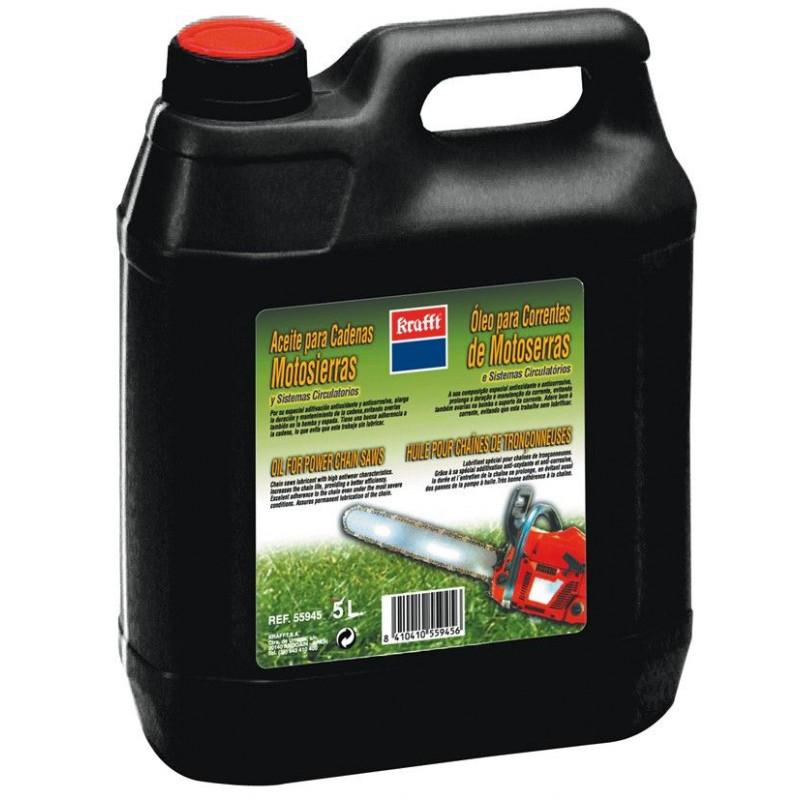 Comprar aceite cadena motosierra 5l 55945 en masferreteria - Aceite cadena motosierra ...