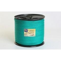 Cuerda Polietileno Trenzada 4,5mm Verde Carrete 500m