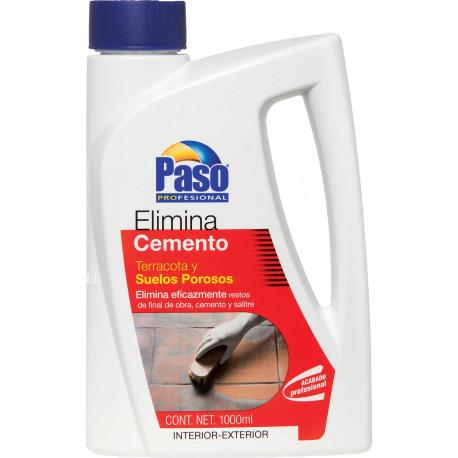 Elimina Cemento Suelo Poroso Y Terracota 1,0 Lt Paso 700101