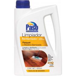 Limpiador/abrillantador Parquet Y Madera Barnizada 1,0lt Pas