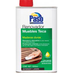 Renovador Muebles Teca Y Maderas Duras 1,0lt Paso 702003