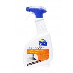Limpiador/abrillantador Acero Inoxidable 500ml Paso 703002