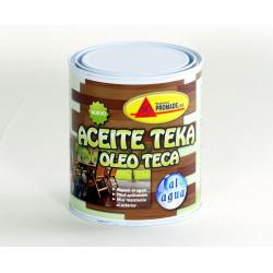 Aceite Para Teca Al Agua Incoloro 750ml Atka104 Promade