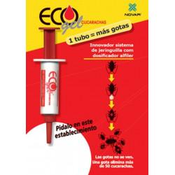 Ecogel Cucarachas Jeringuilla 5 Gr. Ecmy004012