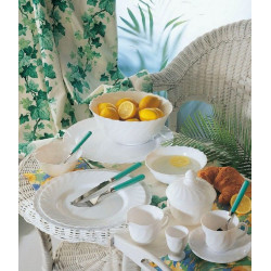 Lavafrutas 12 Cm Trianon Blanco 9204917