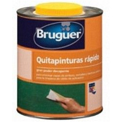 Quitapinturas Rapido 1l Ml Brukit