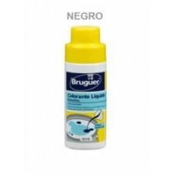 Tinte Concentrado Pinturas Al Agua Negro 50ml Emultin