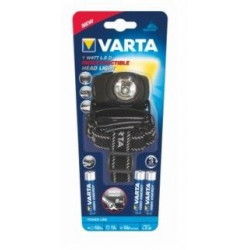 Linterna Frontal 1w 3aaa Power Line Indestructible Varta