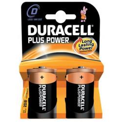 Pila Duracell Power Plus D Lr20 2kp