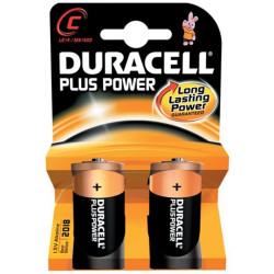 Pila Duracell Power Plus C Lr14 2kp