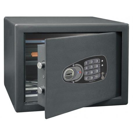 Caja Fuerte Seg Sobrep Elect 252x342x250mm E-1030 Btv