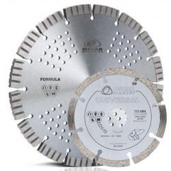 Disco Diamante 230mm H12 Multimater Ventilado+disc Diamt 115