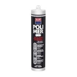 Pegamento Poliuretano Modificado Polimer Gris 300ml 59913
