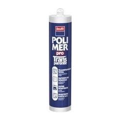 Pegamento Poliuretano Modificado Polimer Transpar 300ml 59953