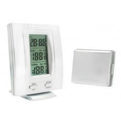 Termometro Interior/exterior Inalambrico 508206ld