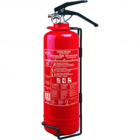 Extintor Incendios Smartwares Polvo Smartwares Fex-15112 1 K
