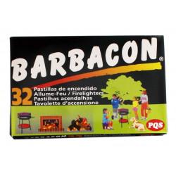 Pastillas Encendido 32 Unid Barbacon 1154430 Qp