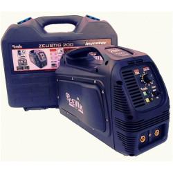 Grupo Soldar Inverter 170a Al 60% Hasta 4mm+acce Zeus Tig200