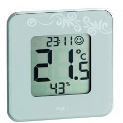 Termometro-higrometro Confort Blanco 30,5021,02 Herter