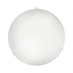 Plafon Cristal Satinado Blanco Mars 80265