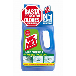 Limpia Tuberias/olores Con Agentes Biologicos 1 Litro Wcnet