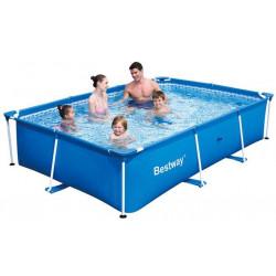 Piscina Portatil 300x201x66cm 3.300lt Splash Frame Pools