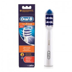 Cabezal Cepillo Dental Rec. Eb30-3ffs Trizone Oral-b