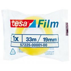 Cinta Adhesiva Standard De Uso General 19mmx33m Tesafilm
