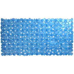Alfombra Baño Marelia 72x33 Azul 05-216