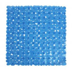 Alfombra Ducha Marelia 54x54 Azul 05-223