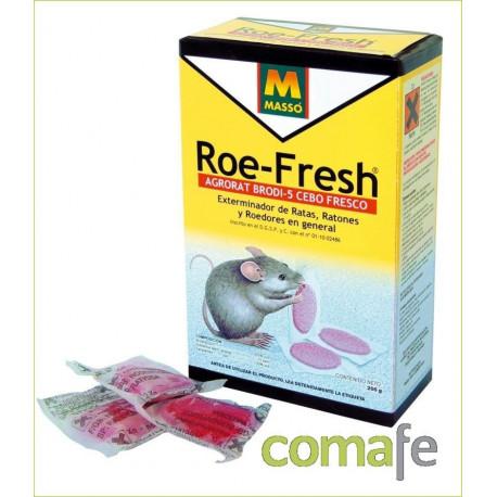 Raticida Masso Roe-fresh 200grs