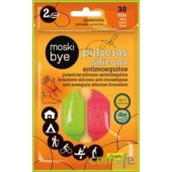Pulsera Anti-mosquitos Silicona (2unid)